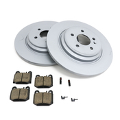 Mercedes Brake Kit - Zimmermann 1634230012