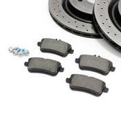 Mercedes Brake Kit - Brembo/Textar 1724230112