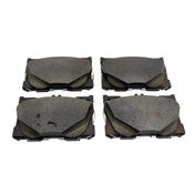 Mercedes Brake Pad Set - Genuine Mercedes 0004204900