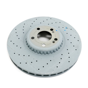 Mercedes Brake Disc - Genuine Mercedes 0004212312