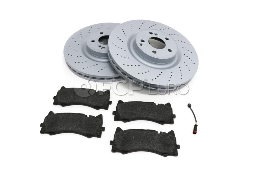 Mercedes Brake Kit - Zimmermann 0004204700