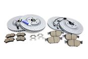 Audi Brake Kit - Zimmermann Sport 100335752KT2