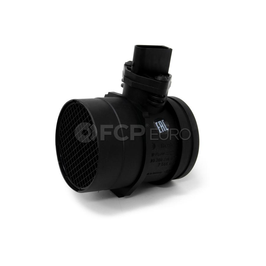 BMW Mass Air Flow Sensor - Bosch 0280218076