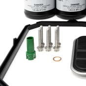 Mercedes 722.9 Transmission Service Kit - Liqui Moly 7229LATE