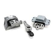 VW Engine Mount Kit - Corteco KIT-1K0199262MKT12