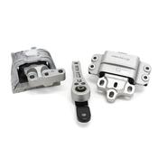 VW Engine Mount Kit - Lemforder KIT-1K0199262MKT21