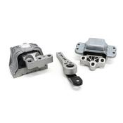 VW Engine Mount Kit - Corteco KIT-1K0199262MKT22