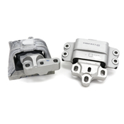 VW Engine Mount Kit - Lemforder KIT-1K0199262MKT24