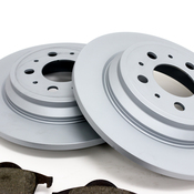 Volvo Brake Kit - Pagid 31262097KT2