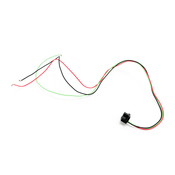 Saab Crankshaft Position Sensor Splice Kit - OE Supplier 7484546