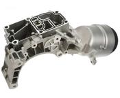 BMW Engine Oil Filter Housing - Genuine BMW 11421740001