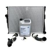 BMW Radiator Replacement Kit - 17117551635KT