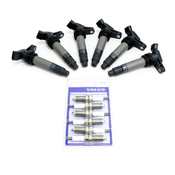 Volvo Ignition Tune-Up Kit - Delphi 522307KT