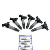 Volvo Ignition Tune-Up Kit - Delphi 522307KT
