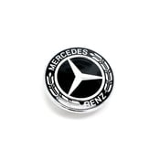 Mercedes Hood Emblem - Genuine Mercedes 0008171701