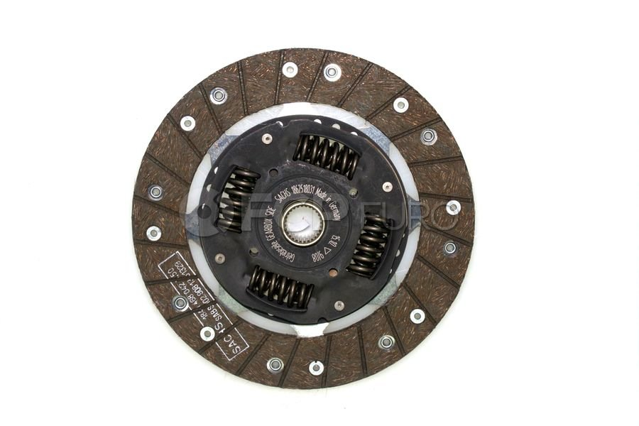 VW Clutch Friction Disc - Sachs SD80030