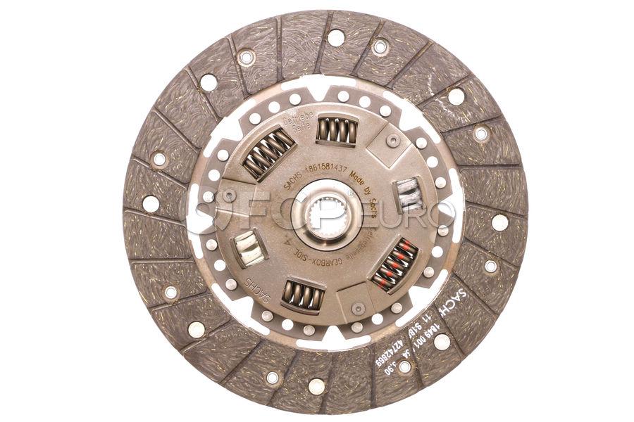 VW Clutch Friction Disc - Sachs 025141031K