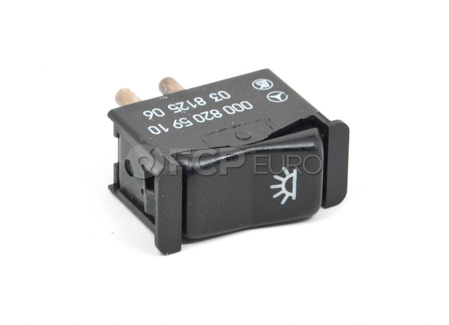 Mercedes Interior Light Switch - Genuine 0008205910