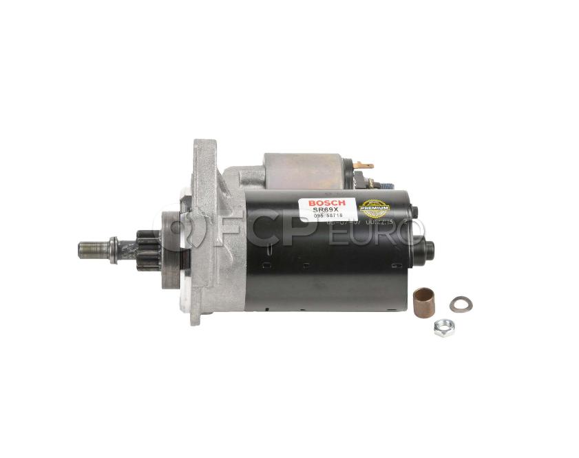 VW Starter Motor - Bosch 055911023BX