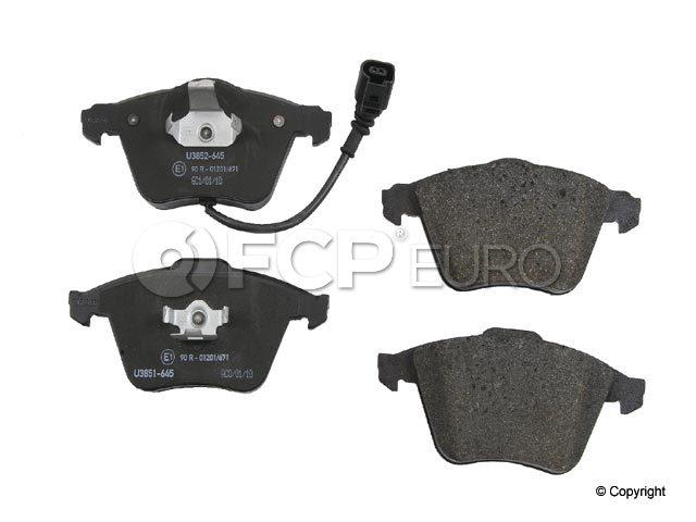 VW Brake Pad Set - Pagid 1K0698151B
