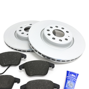 VW Brake Kit - ATE KIT-1K0615301AAKT10