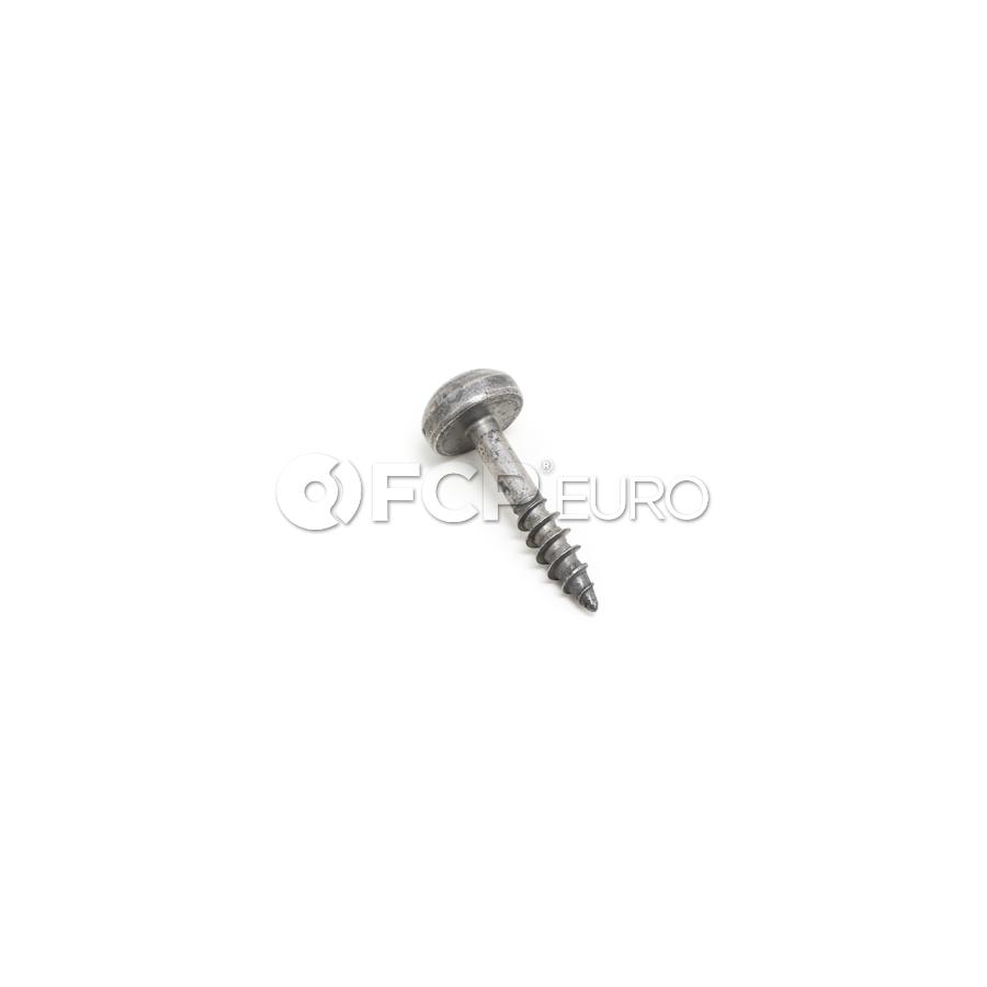BMW Screw For Thermoplastic Plastics - Genuine BMW 12901438016