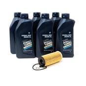BMW 0W-20 Oil Change Kit - 11428575211KT