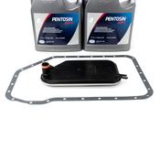 Audi VW Automatic Transmission Filter Kit - Meyle 515907