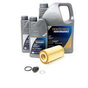Volvo Oil Change Kit 5W-30 - Pentosin KIT-538538