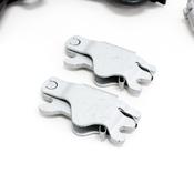 Porsche Parking Brake Kit - Pagid/Genuine Porsche 355050601KT