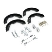 Porsche Parking Brake Kit - Textar/Genuine Porsche 91063500KT