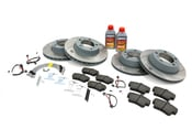 Porsche Brake Kit - Ferodo Racing/Sebro 987BRKT5
