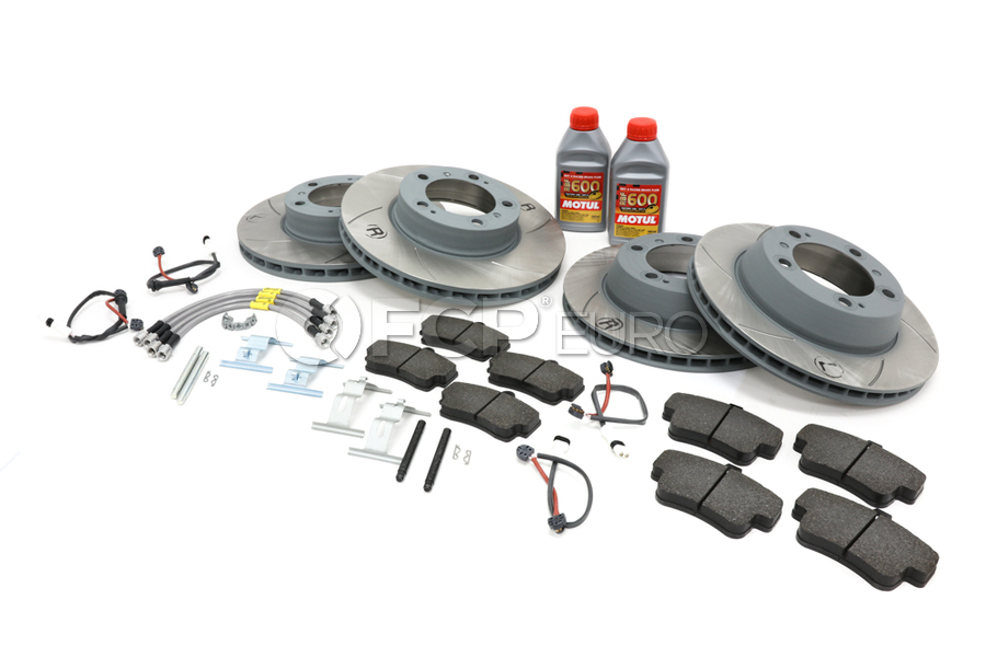 Porsche Brake Kit - Ferodo Racing/Sebro 987BRKT6