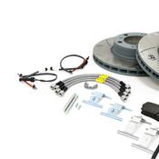 Porsche Brake Kit - Ferodo Racing/Sebro 987BRKT7