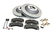 Porsche Brake Kit - Ferodo Racing/VNE FCP4664HKT
