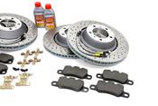 Porsche Brake Kit - Ferodo Racing/Sebro FCP4664HKT1