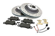 Porsche Brake Kit - Ferodo Racing/VNE FCP4665HKT