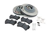 Porsche Brake Kit - Hawk/Sebro HB501B625KT