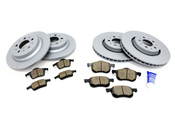 Volvo Brake Kit - Akebono 9475266CKT