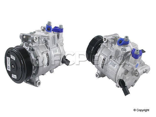 Audi A/C Compressor - Denso 8E0260805BJ