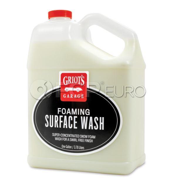 Foaming Surface Wash (1 Gallon) - Griot's Garage B3201