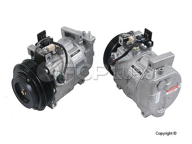 Mercedes A/C Compressor w/Clutch (C220 C280 C36 AMG) - Four Seasons 0002301311