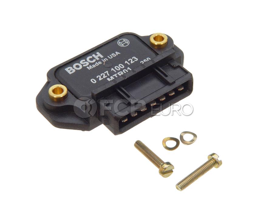 BMW Ignition Control Module - Bosch 12141266702