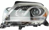 Mercedes Headlight Assembly - Magneti Marelli 1668206961