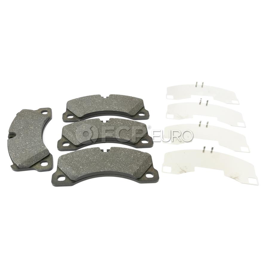 Disc Brake Pad Set-Original Disc Brake Pads Front ATE 607228