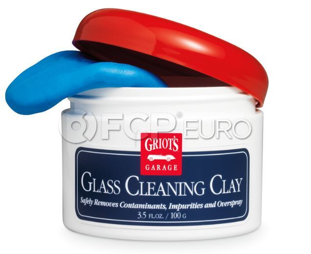 Glass Cleaning Clay (3.5oz.) - Griot's Garage 11049