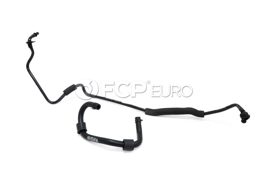 Porsche Brake Booster Vacuum Hose Kit - OE Supplier 95535557921KT