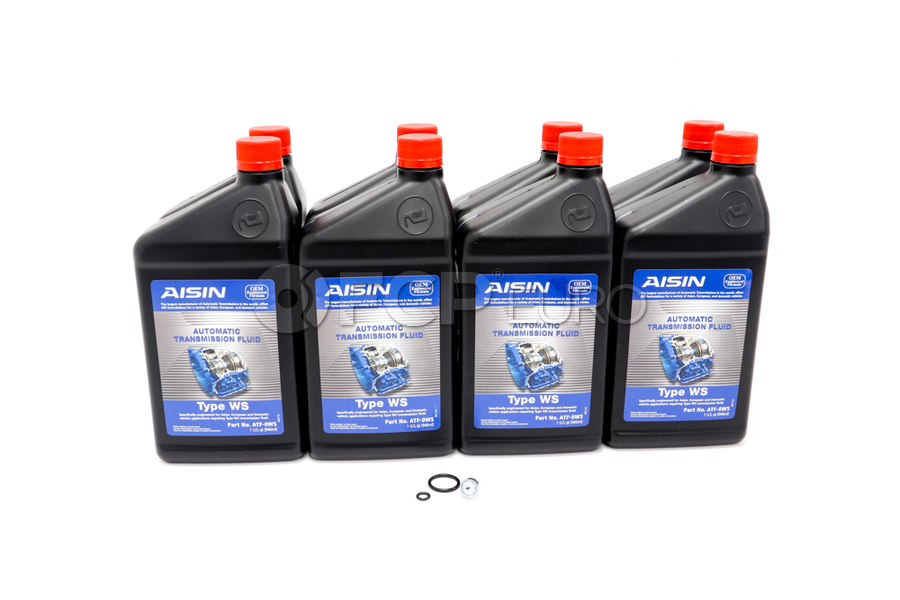 Volvo Automatic Transmission Fluid Change Kit - Aisin ATFWSKT
