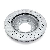 Porsche Brake Disc - Zimmermann 460156720