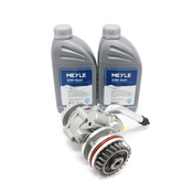 VW Power Steering Pump - Meyle 7H0422153H